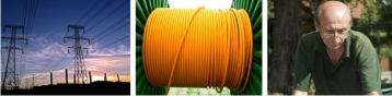 Hylomar cable applications